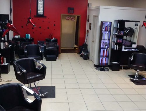 Salon Remodel